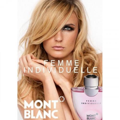 Mont Blanc Femme Individuelle 75ml eau de toilette spray