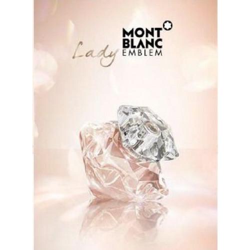 Mont Blanc Lady Emblem 75ml eau de parfum spray