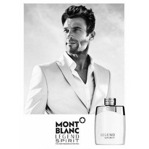 Mont Blanc Legend Spirit Set 100ml eau de toilette spray + 100ml Aftershave Balsem + 7,5ml edt