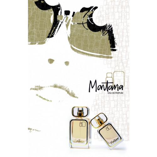 Montana 80 100ml eau de parfum spray