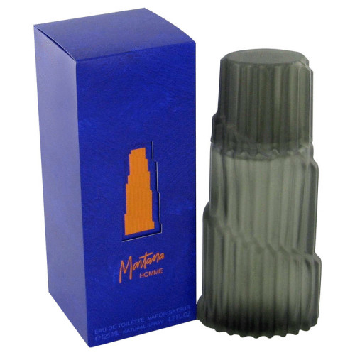 Montana Homme 75ml eau de toilette spray