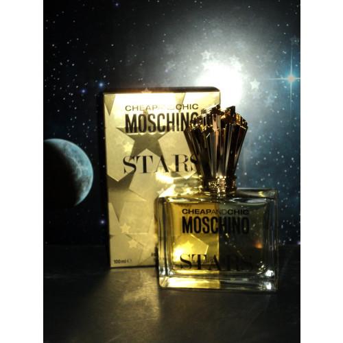 Moschino Cheap & Chic Stars 100ml eau de parfum spray