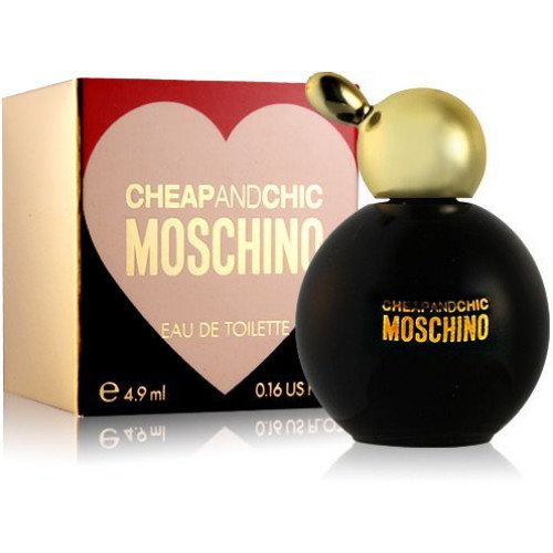 Moschino Cheap & Chic 4,9ml eau de toilette miniatuur