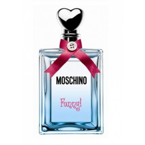 Moschino Funny 100ml eau de toilette spray