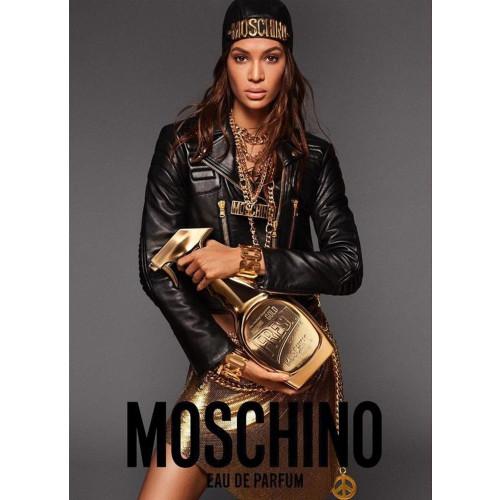 Moschino Gold Fresh Couture Set 30ml eau de parfum spray + 50ml Bodylotion