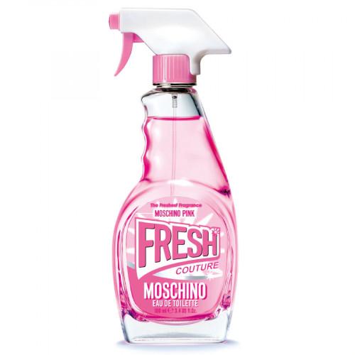 Moschino Fresh Couture Pink 50ml eau de toilette spray