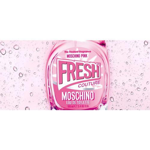 Moschino Pink Fresh Couture 5ml eau de toilette spray Miniatuur