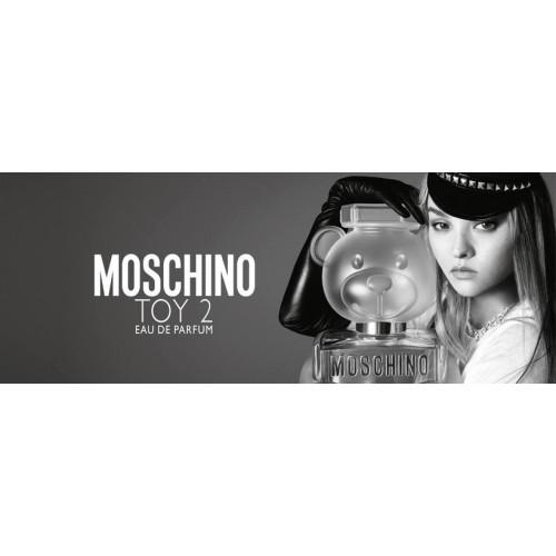Moschino Toy 2 Set 100ml eau de parfum spray + 200ml Bodylotion + 10 ml eau de parfum travelspray