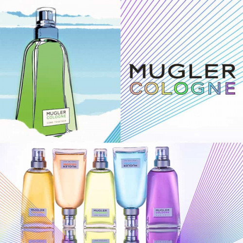 Thierry Mugler Cologne Run Free 100ml eau de toilette spray