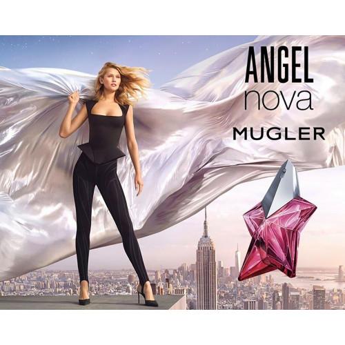 Thierry Mugler Angel Nova set 50ml eau de parfum spray Navulbaar + 5ml Miniatuur edp
