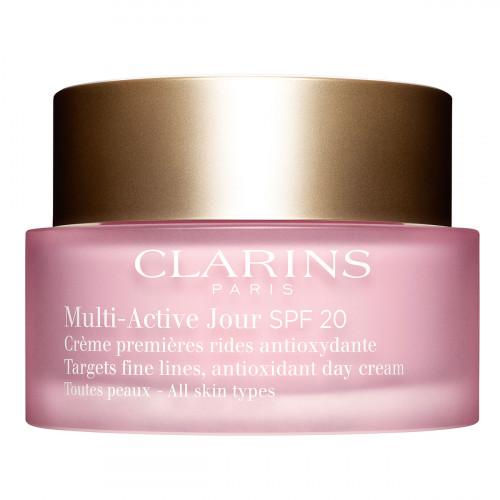 Clarins Multi-Active Jour SPF20 50ml dagcreme