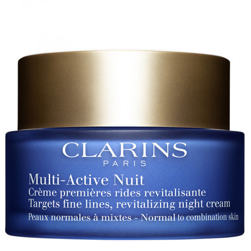 Clarins Multi-Active Nuit  50ml nachtcreme normal to combination skin