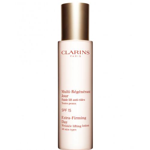Clarins Multi-Régénérante Jour Fluide Lift Anti-Rides SPF15  50ml Toutes Peaux