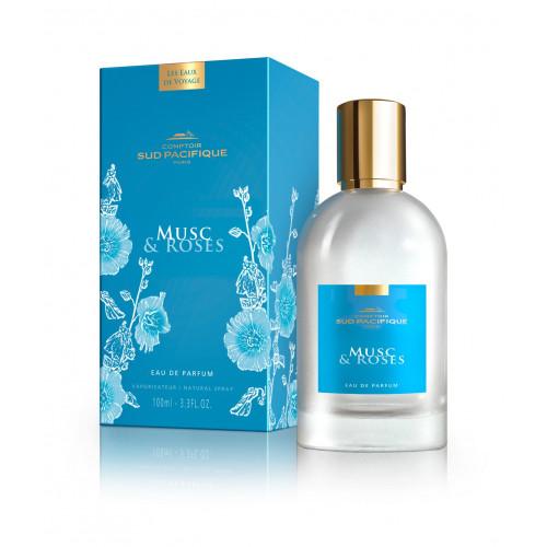 Comptoir Sud Pacifique Musc & Roses 30ml eau de parfum spray