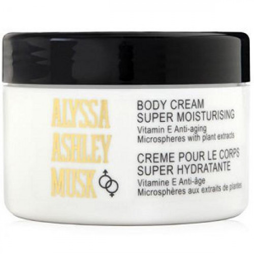 Alyssa Ashley Musk 250ml Body Cream