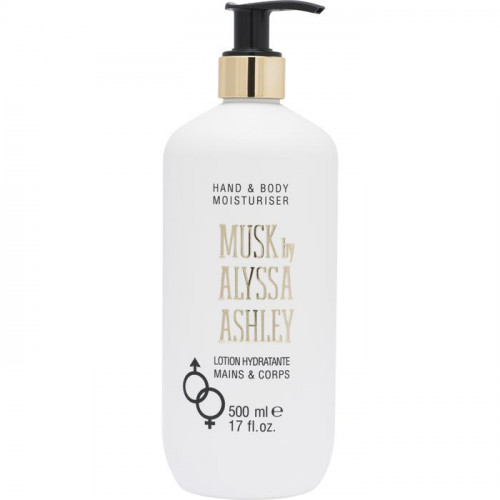 Alyssa Ashley Musk 500ml bodylotion