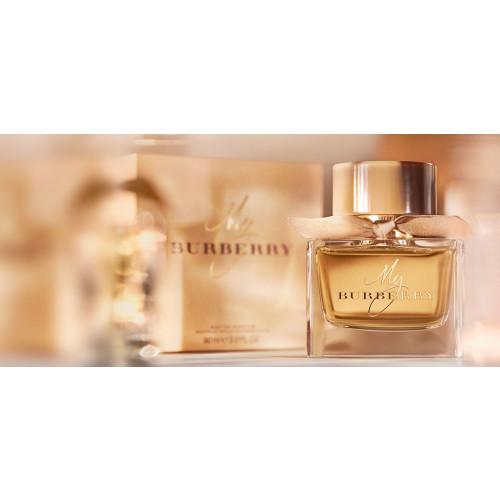 Burberry My Burberry Set 50ml eau de parfum spray + 75ml Bodylotion
