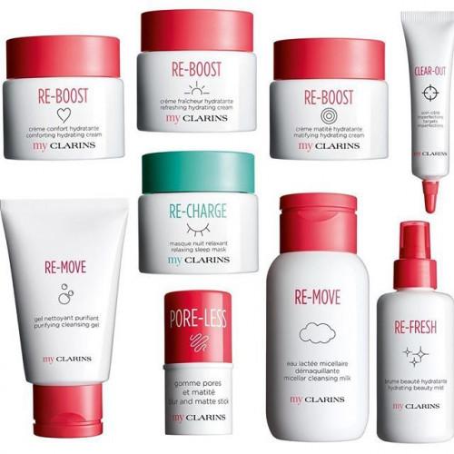 Clarins RE-BOOST Comforting Hydrating Cream 50ml Dagcrème