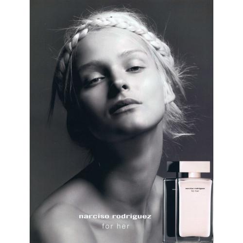 Narciso Rodriguez for Her Set 100ml eau de toilette spray  + 75 ml bodylotion + 10ml edt tasspray
