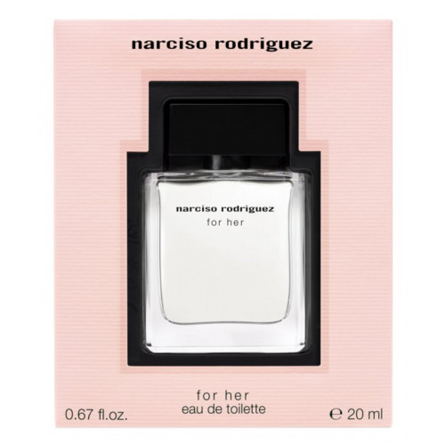 Narciso Rodriguez For Her 20ml eau de toilette spray