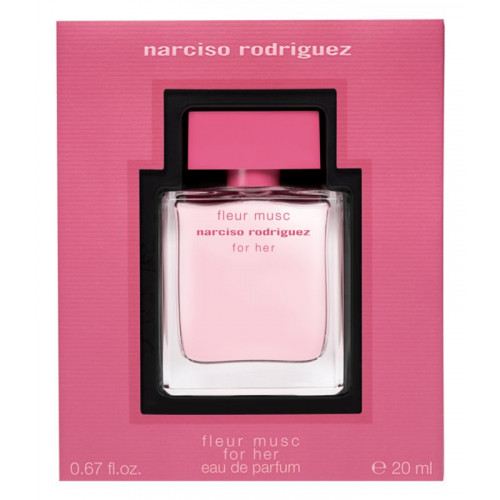 Narciso Rodriguez for Her Fleur Musc 20ml eau de parfum spray