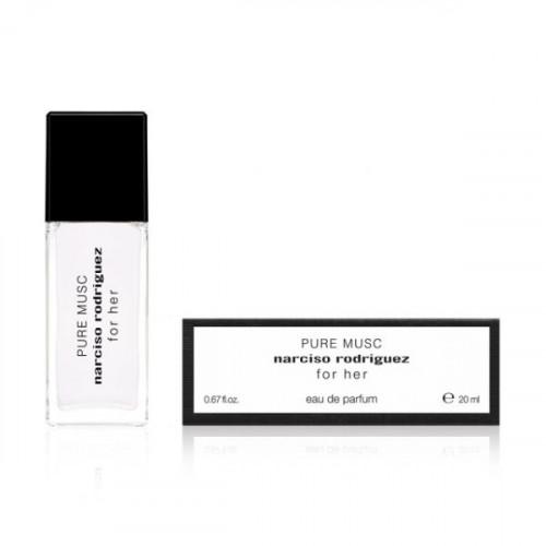 Narciso Rodriguez for Her Pure Musc 20ml eau de parfum tasspray