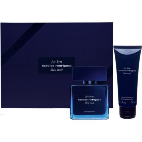 Narciso Rodriguez for Him Bleu Noir Set 50ml eau de parfum spray + 75ml Showergel