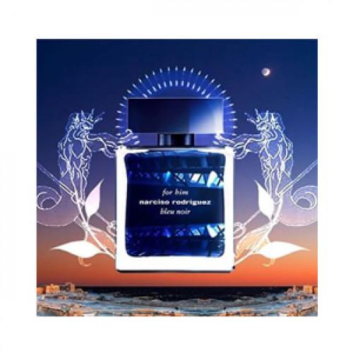 Narciso Rodriguez for Him Bleu Noir Set 50ml eau de parfum spray + 200ml Showergel