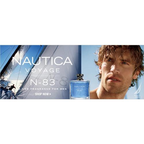Nautica Voyage N-83 100ml eau de toilette spray