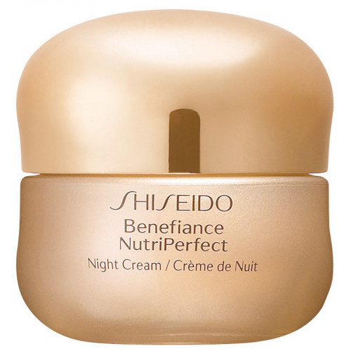 Shiseido Benefiance NutriPerfect  Night Cream Gezichtscrème 50ml