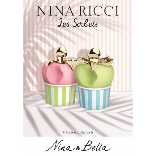 Nina Ricci Les Sorbets de Nina 80ml eau de toilette spray