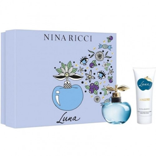 Nina Ricci Luna Set 50ml eau de toilette spray + 75ml Bodylotion