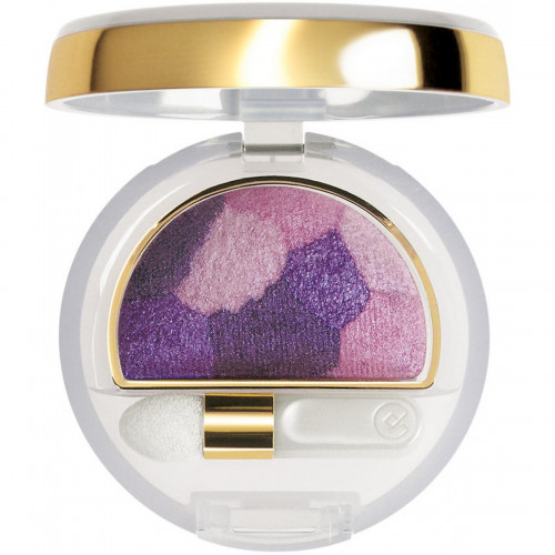 Collistar Double Effect Eye Shadow Wet & Dry nr. 16 - Violet Patchwork