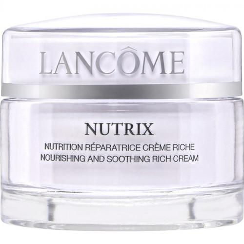 Lancome Nutrix Nourishing and Soothing Rich Cream 50ml Gezichtscrème Zeer Droge Huid