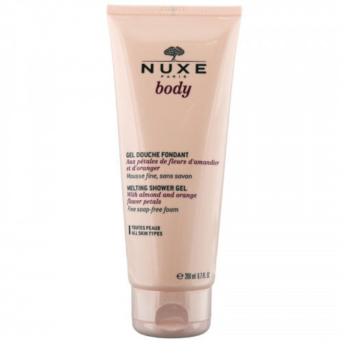 Nuxe Body Melting Showergel 200ml