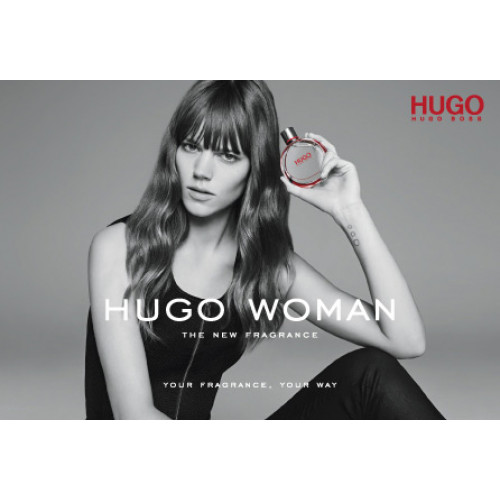 Boss Hugo Woman 75ml eau de parfum spray