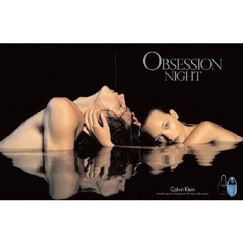 Calvin Klein Obsession Night Woman 100ml eau de parfum spray
