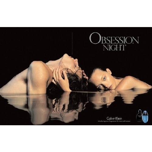 Calvin Klein Obsession Night For Men 125ml eau de toilette spray