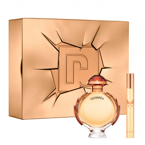 Paco Rabanne Olympéa Intense Set 80ml eau de parfum spray + 10ml edp Spray