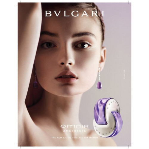 Bvlgari Omnia Amethyste 40ml eau de toilette spray