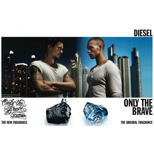 Diesel Only the Brave 125ml eau de toilette spray