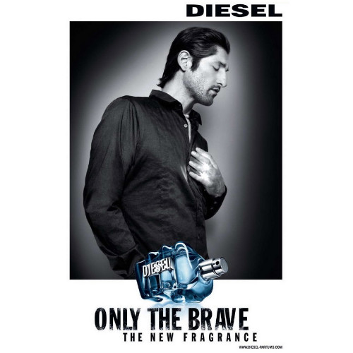 Diesel Only the Brave Set 75ml eau de toilette spray + 35ml eau de toilette spray