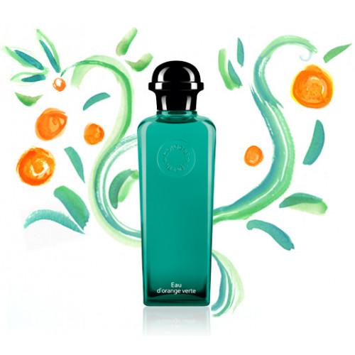 Hermes Eau d' Orange Verte 200ml Eau de Cologne Spray