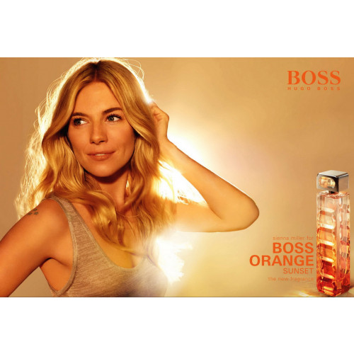 Hugo Boss Orange Sunset 75ml eau de toilette spray
