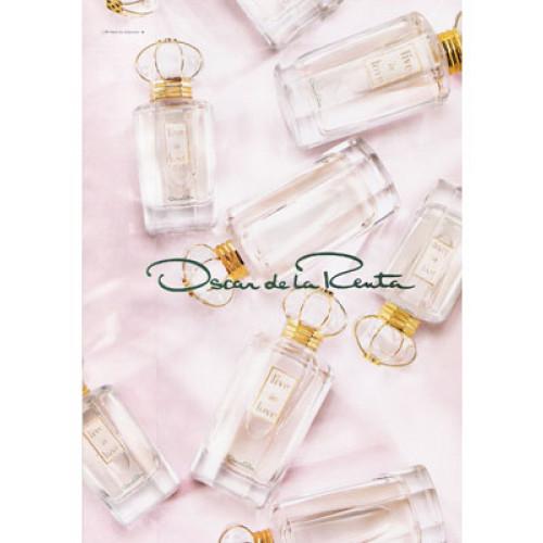 Oscar de La Renta Live in Love 50ml eau de parfum spray