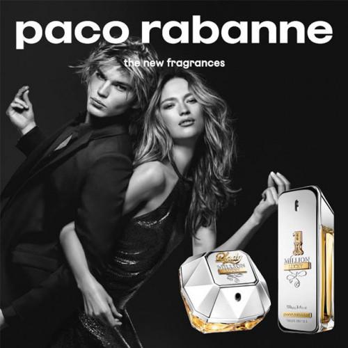 Paco Rabanne 1 Million Lucky Set 100ml eau de toilette spray + 10ml edt tasspray