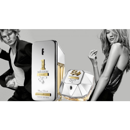 Paco Rabanne Lady Million Lucky 80ml eau de parfum spray