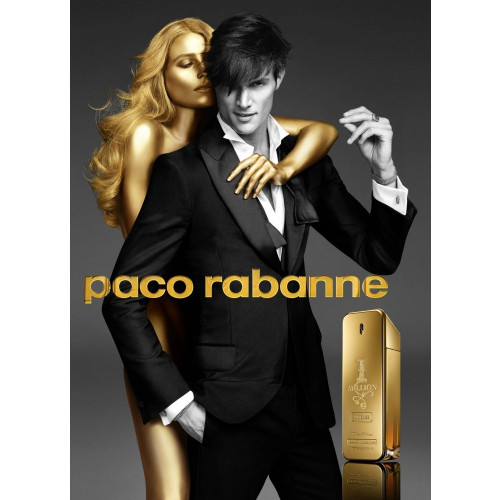 Paco Rabanne 1 Million Men Set 50ml eau de toilette spray + 75ml Deodorant Stick