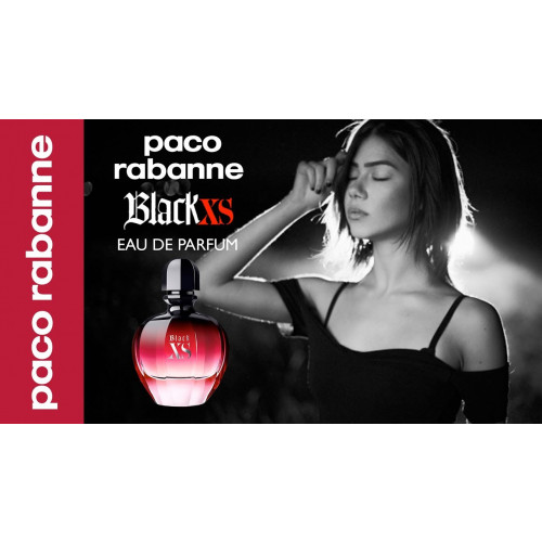 Paco Rabanne Black XS For Her 150ml Bodylotion