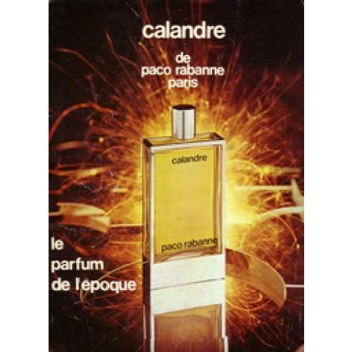 Paco Rabanne Calandre 100ml eau de toilette spray